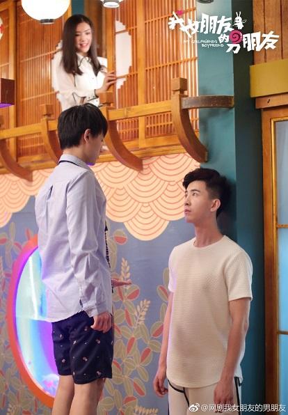 Drama China My Girlfriend & Boyfriend Episode 16 Subtitle Indonesia